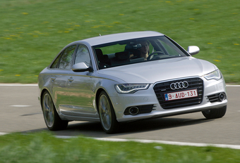 Audi A6 3.0 TFSI #1
