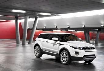 Range Rover Evoque #1