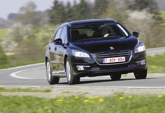 Peugeot 508 SW 1.6 HDi 112 #1