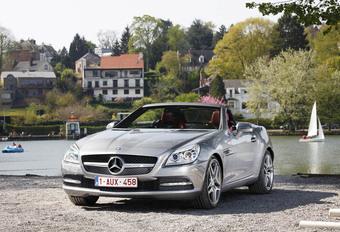 Mercedes SLK 350 #1
