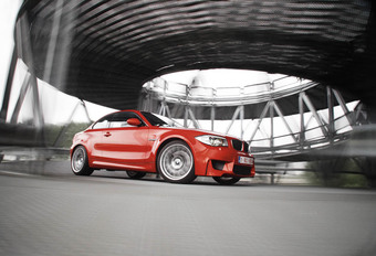 BMW 1 M Coupé #1