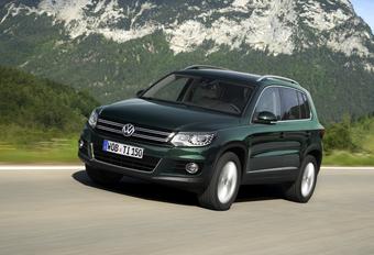 Volkswagen Tiguan #1