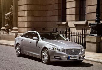 Jaguar XJ Supersport 5.0 V8 #1