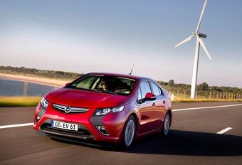 Opel Ampera #1