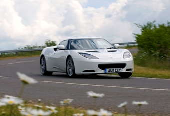 Lotus Evora IPS #1