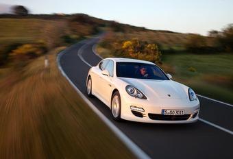 Porsche Panamera Diesel #1
