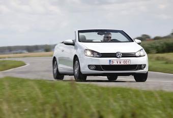 Volkswagen Golf Cabrio 1.6 TDI 105 #1