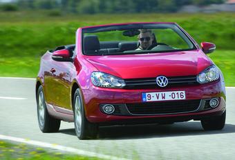 Volkswagen Golf Cabrio 1.4 TSI 160 #1