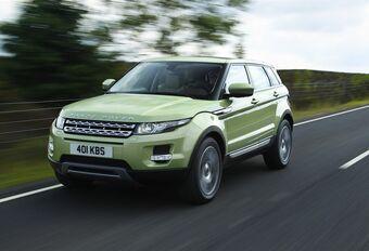 Land Rover Evoque #1