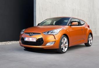 Hyundai Veloster #1