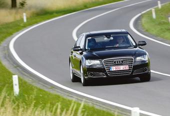 Audi A8L W12 #1