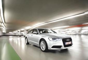 Audi A6 Avant 2.0 TDI #1