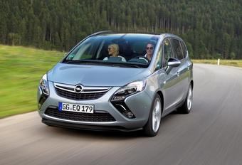 Opel Zafira Tourer #1