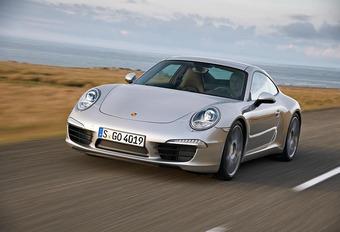 Porsche 911 #1