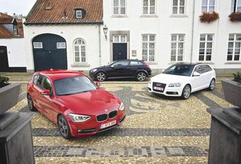 Audi A3 Sportback 2.0 TDI 170 S-tronic,BMW 120d 163A et Volvo C30 D4 : Nouveau challenger #1