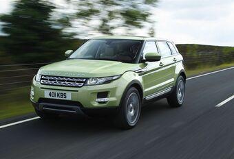 Range Rover Evoque eD4 #1