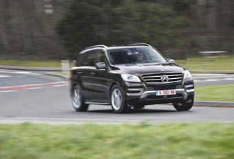 Mercedes ML 350 BlueTec #1