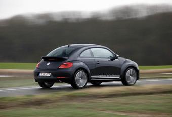 Volkswagen Beetle 2.0 TSI 200 #1