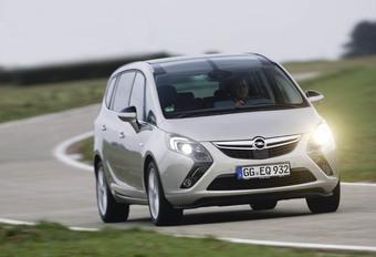 Opel Zafira Tourer 2.0 CDTI 165 #1