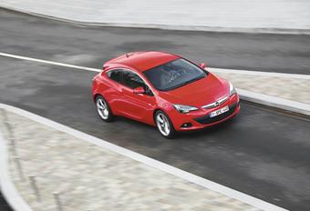 Opel Astra GTC 1.6T #1