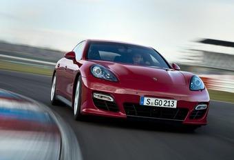 Porsche Panamera GTS #1