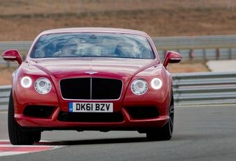 Bentley Continental GT V8 #1