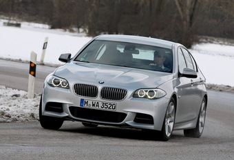 BMW M 550d xDrive #1
