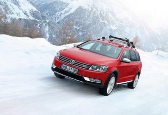 Volkswagen Passat Alltrack #1