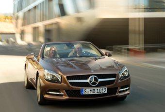 Mercedes SL #1