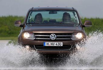 Volkswagen Amarok Auto #1