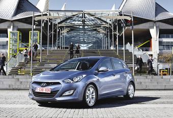Hyundai i30 1.4 CRDi 90 #1