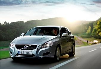 Volvo V60 Plug-In Hybrid #1