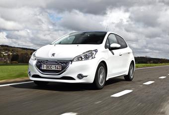 Peugeot 208 1.6 & 1.4 e-HDi #1