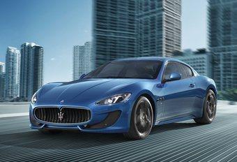 Maserati GranTurismo Sport #1