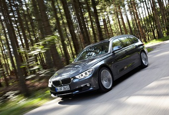 BMW Série 3 Touring #1