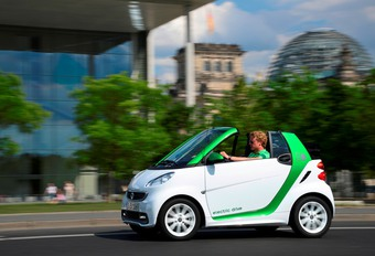 Smart Fortwo ed #1