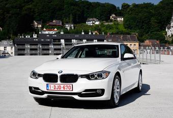 BMW 316d #1