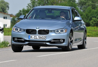 BMW ActiveHybrid 3 #1