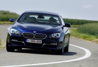BMW 640d GranCoupé #1