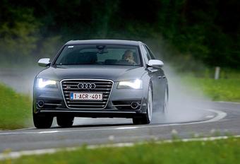 Audi S8 #1