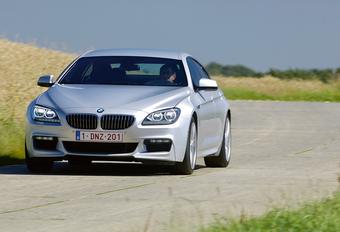 BMW 640i GranCoupé #1