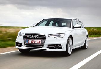 Audi S6 #1