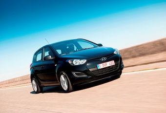 Hyundai i20 BlueDrive #1