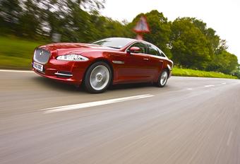 Jaguar XJ 2.0 I4 TI & V6 3.0 SC #1