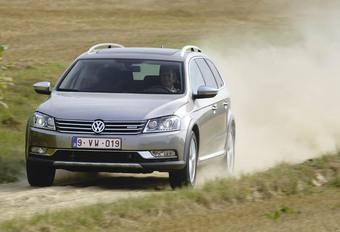 Volkswagen Passat Alltrack 2.0 TDI 140 4Motion #1