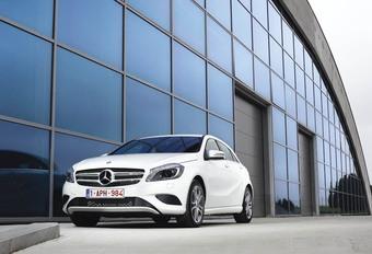 Mercedes Classe A 180 CDI 7G-DCT #1