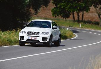 BMW X6 M50d #1