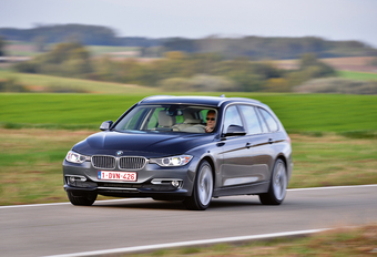 BMW 320d Touring #1