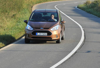 Ford B-Max 1.0 Ecoboost 120 #1