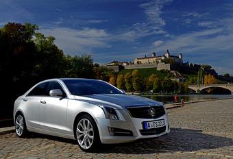 Cadillac ATS #1